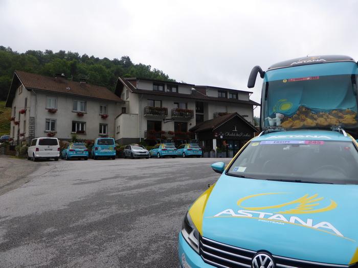 Hotel Restaurant La Bresse
